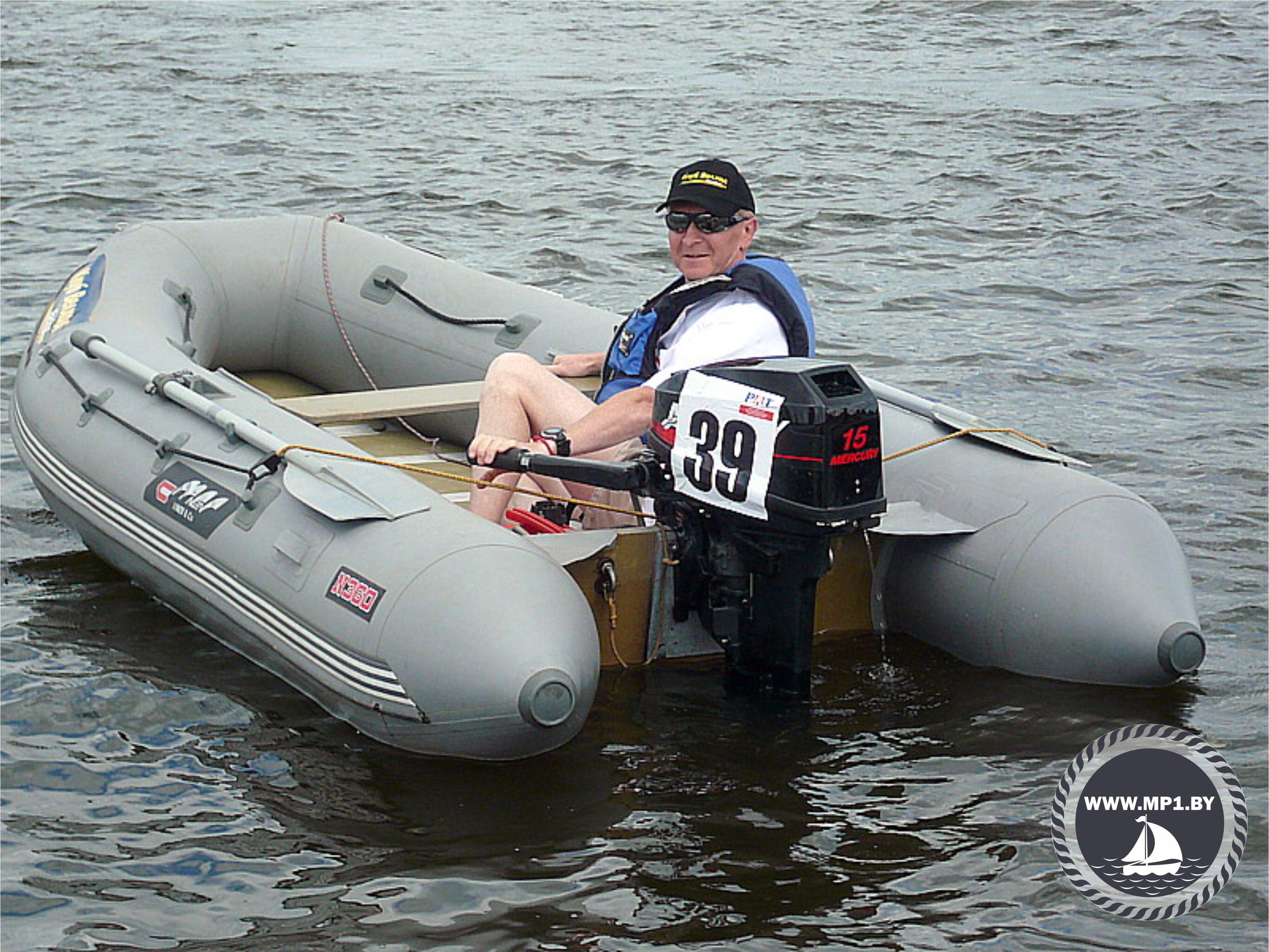 лодка мнев и к кайман n-380 отзывы