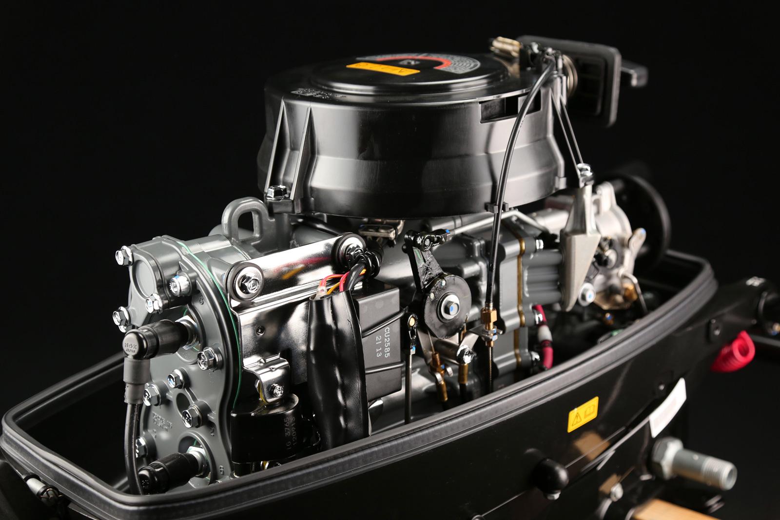 Ремонт лодочный мотор сузуки
