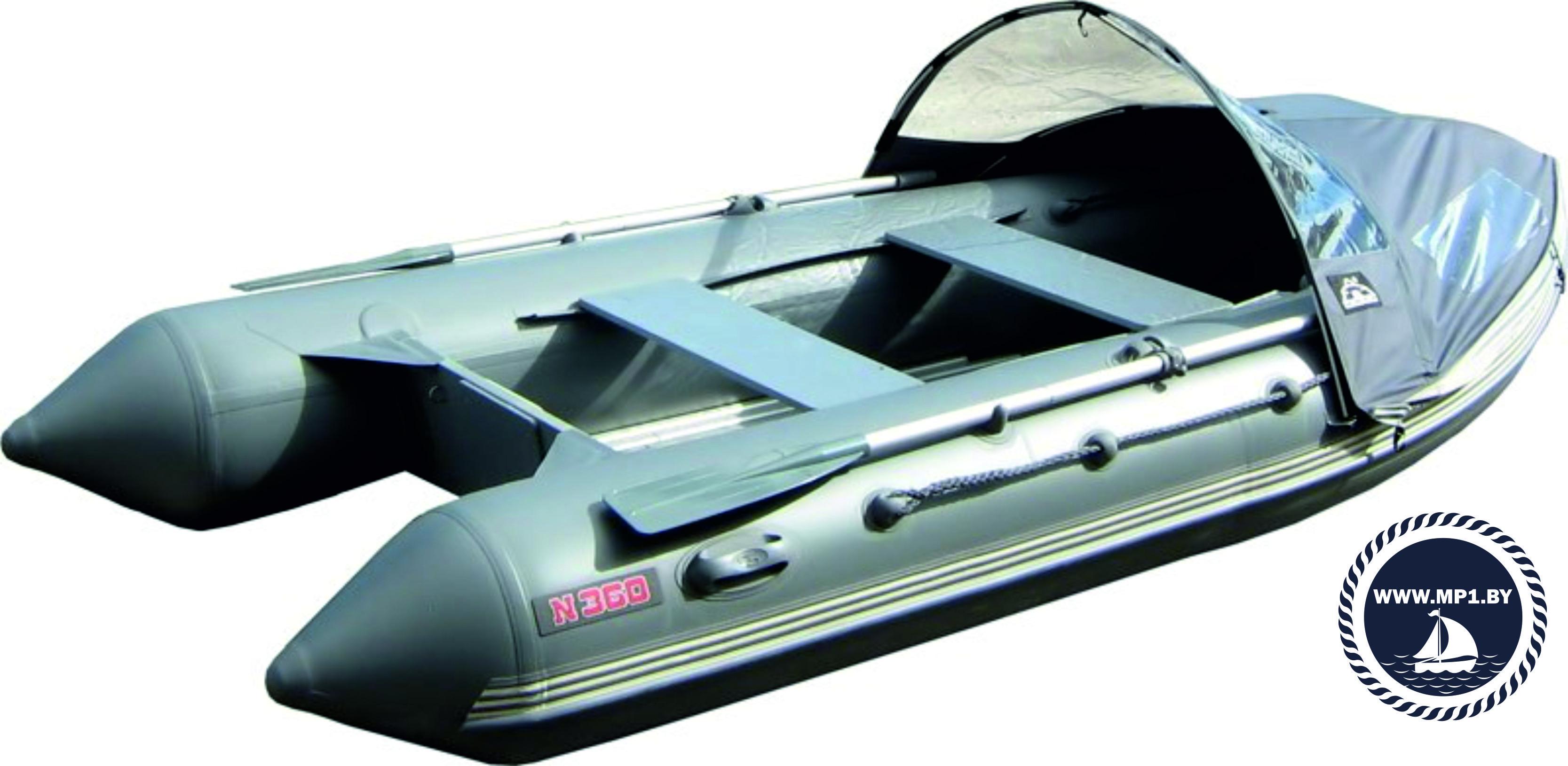 тент трансформер на лодку кайман n-360